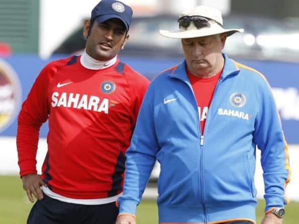 Humiliated Team India returns home