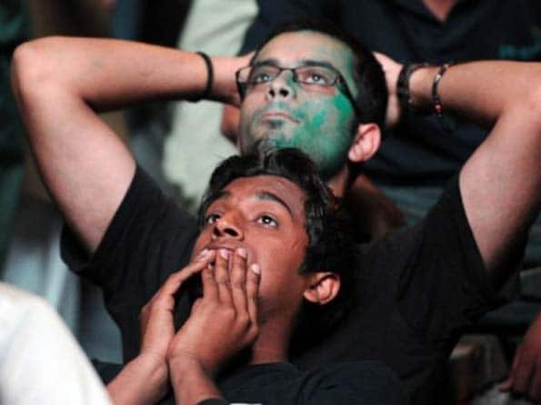 Disappointed Pakistan fans blame Misbah for India loss