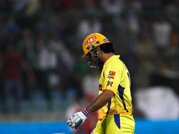 IPL 2012: MS Dhoni is not under any kind of pressure, suggests Stephen Fleming