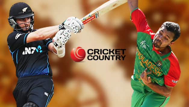 Bangladesh vs New Zealand  2016