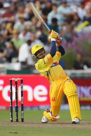 IPL 2012: Subramaniam Badrinath admires Mike Hussey and Lance Armstrong