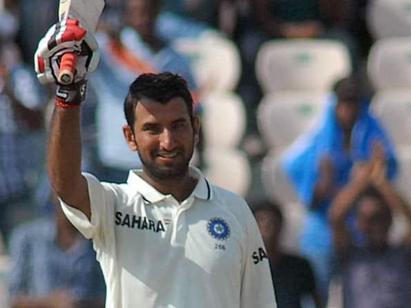 Cheteshwar Pujara slams unbeaten hundred as India cross 300 on day one
