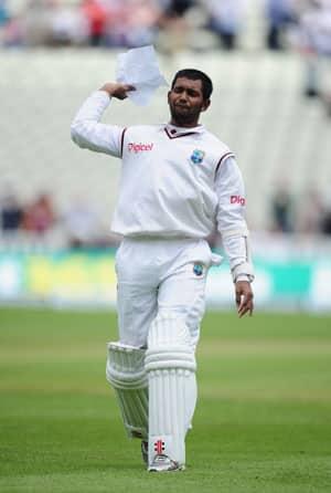Denesh Ramdin moves up in ICC rankings