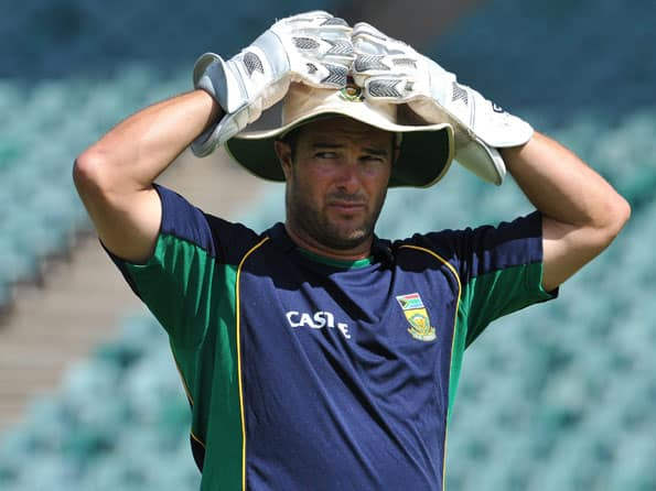 Mark Boucher retires from international cricket following injury