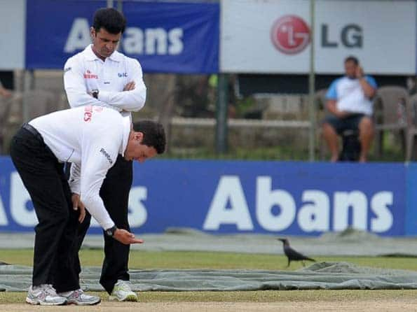 ICC lets off Sri Lankan board with a warning over 'poor' Galle pitch
