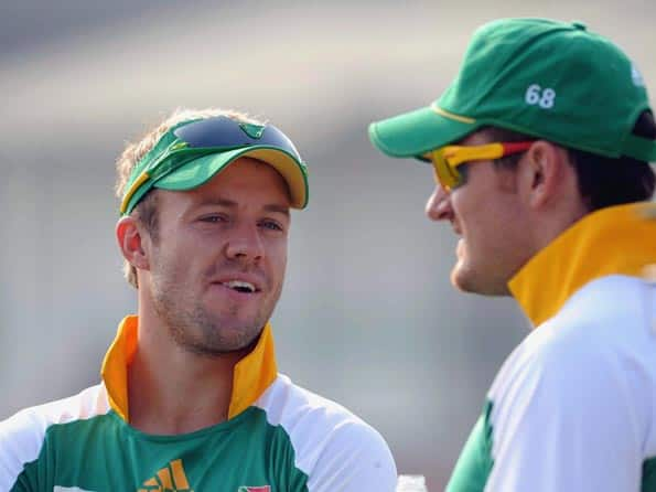 De Villiers named South Africa limited-overs captain