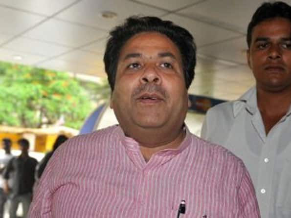 NKP Salve contributed immensely to Indian cricket: Rajeev Shukla