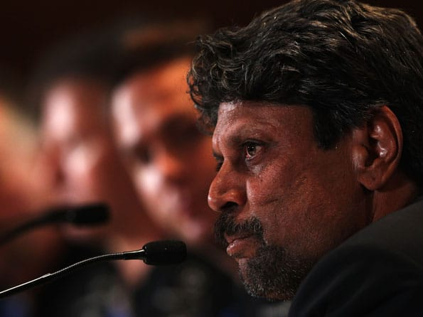 BCCI did not have money to celebrate the '83 World Cup win: Kapil Dev