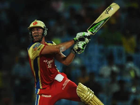 AB de Villiers onslaught helps RCB stun Deccan Chargers