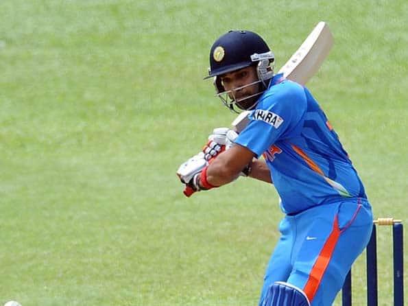ICC World T20 2012: Rohit Sharma, Virat Kohli steady India against Pakistan in warm-up tie