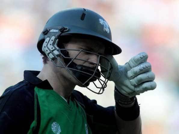 Ireland lose quarter-final race, win hearts