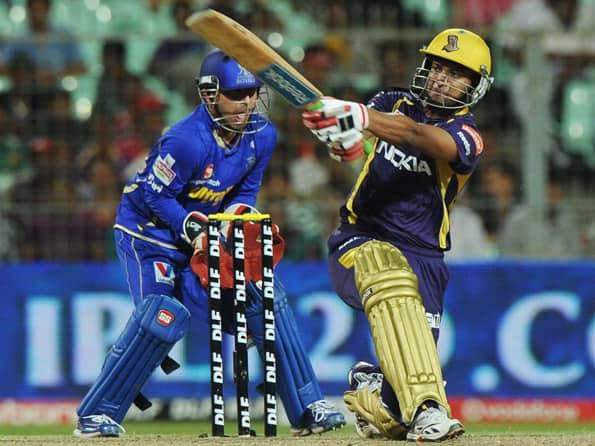 Stats review IPL 2012: Kolkata Knight Riders vs Rajasthan Royals