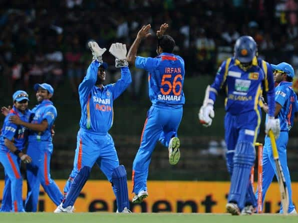 Kohli, Pathan guide India to victory over Sri Lanka in one-off T20 at Pallekele