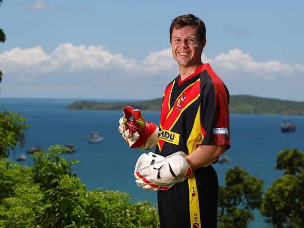 Geraint Jones set to play for Papua New Guinea in ICC World Twenty20 qualifer