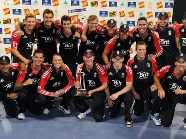 England continue to rule top spot in T20 rankings; India occupy sixth place