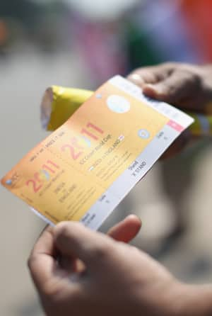 ICC to probe World Cup ticket sales