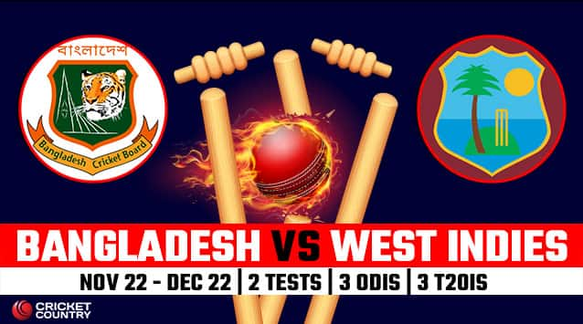 West Indies in Bangladesh,  2018