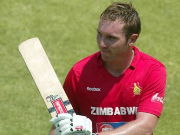 Brendan Taylor's century guides Zimbabwe to 231