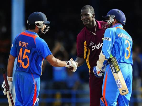 WI vs Ind: First ODI statistical review