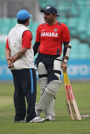 Heavy fees of Sehwag's international school angers villagers