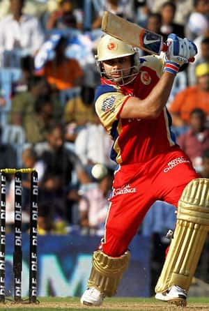 Royal Challengers Bangalore win toss, elects to bowl against Kings XI Punjab in IPL 2012