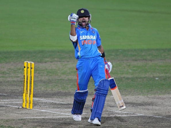 Virat Kohli terms ton against Sri Lanka as his best in ODIs