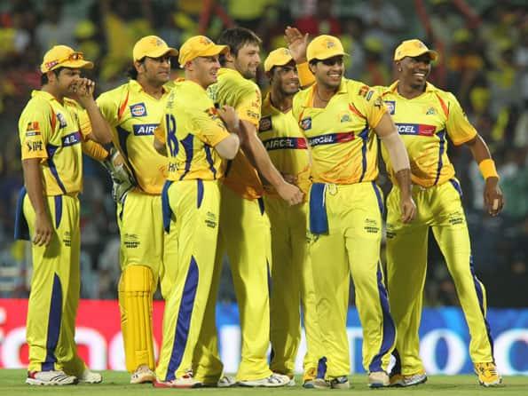 IPL 2012: Victory against Delhi lifted Chennai's spirit, says Michael Hussey