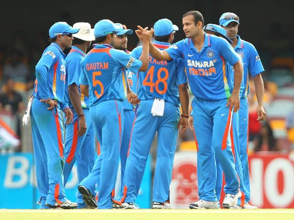 Indian T20 team leaves for South Africa
