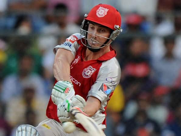 Kings XI Punjab win the toss, elect to bat against Mumbai Indians in their IPL 2012 match at Mohali