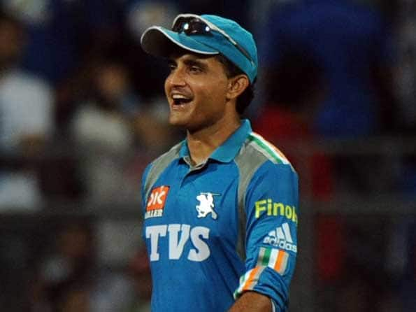 Sourav Ganguly backs Kolkata Knight Riders to win IPL 2012