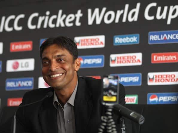 Sachin Tendulkar plays for records: Shoaib Akhtar