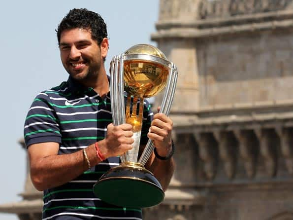 My best years are yet to come, promises Yuvraj Singh