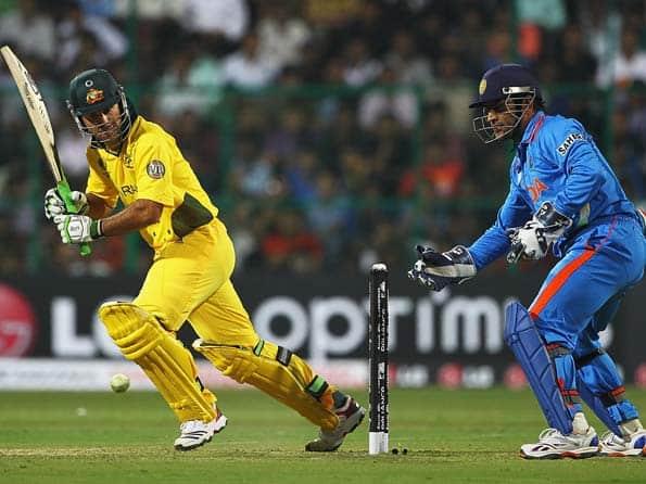 Gould, Erasmus to officiate in India-Australia game