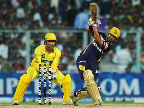 Chennai bowlers restrict Kolkata to 158