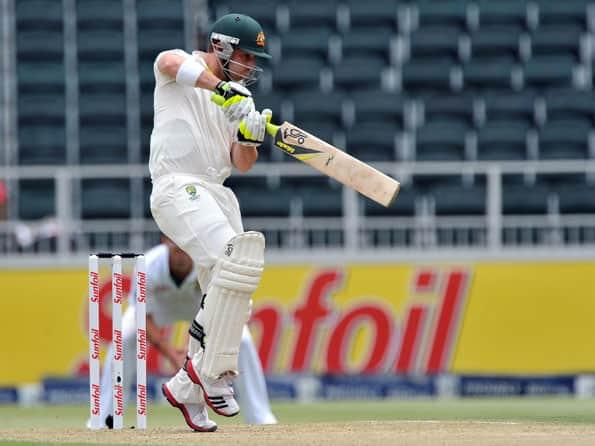 Watson, Hughes give Australia a strong start