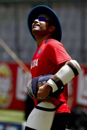 Sehwag made secret visit to London ahead of Lord's Test