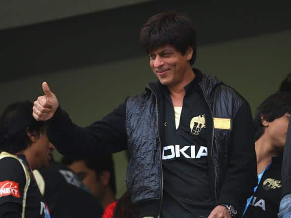 KKR is fine without Ganguly: Shahrukh Khan