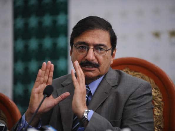 N Srinivasan not to attend ACC meeting: Zaka Ashraf