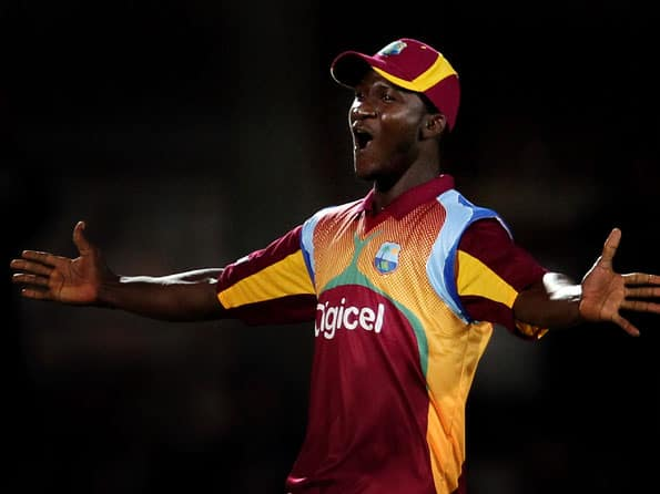Win against England a great morale booster: Sammy