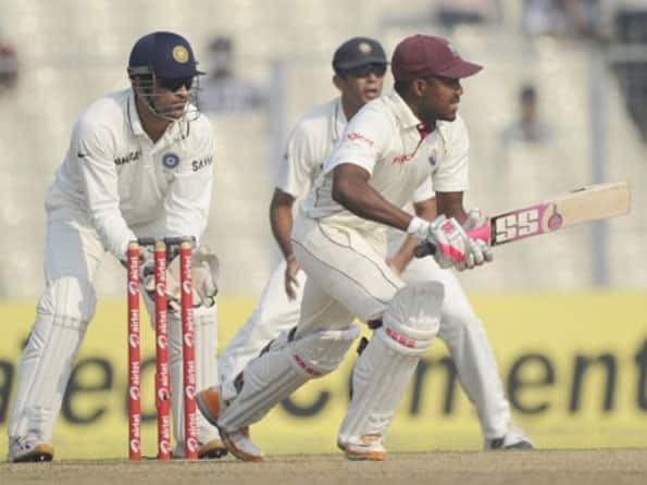 India vs West Indies statistical review: third Test, day two