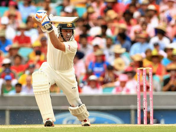 Michael Hussey stands firm as Australia struggle on day three