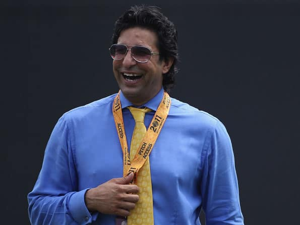 Wasim Akram unaware of PCB's offer to mentor emerging talent