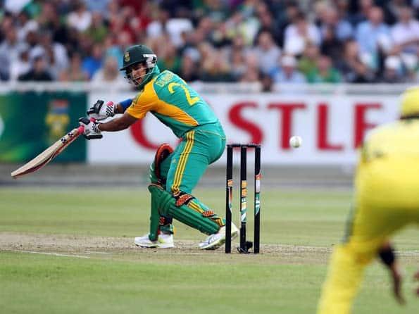 JP Duminy inspires South Africa to 146 against Australia