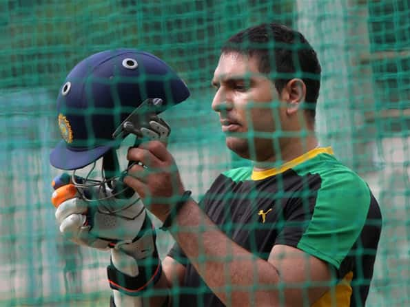 Selectors want Yuvraj Singh back for World Twenty20 in Sri Lanka