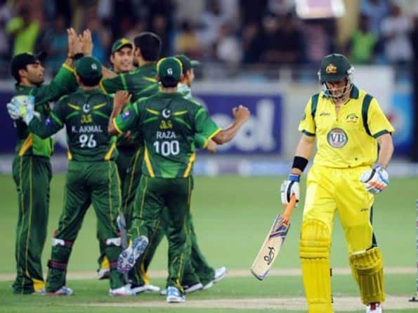 Pakistan seal T20 series win over Australia after Super over finish