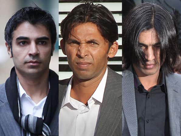 Spot-fixing: Butt sentenced 30 months in jail; Asif gets one year and Aamer six months