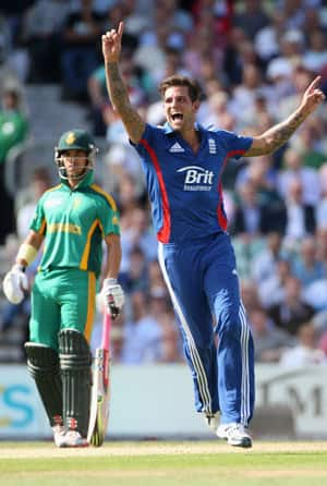 England win toss, opt to bowl against South Africa in fourth ODI at Lord's