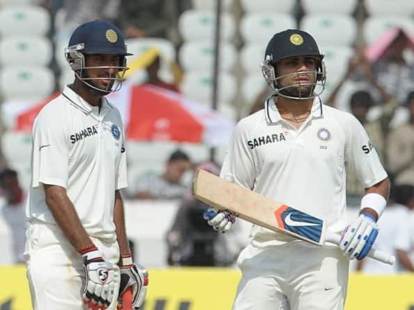 Cheteshwar Pujara can bat aggressively, says Virat Kohli