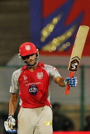 IPL 2012 Live Cricket Score: Deccan Chargers vs Kings XI Punjab match at Hyderabad