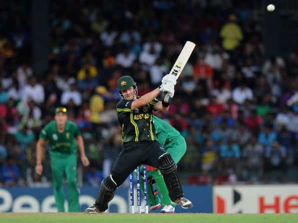 ICC World T20 2012: All-round Shane Watson helps Australia trounce South Africa